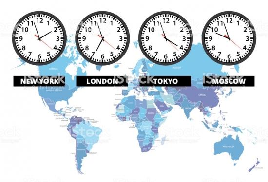 Horario mundial