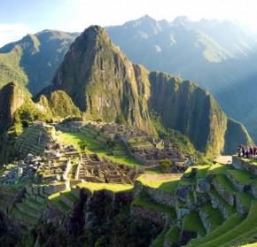Amanecer en Machu Picchu - S...