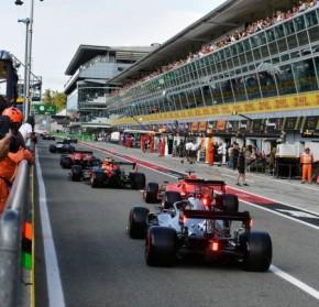 F1 Monza Italia