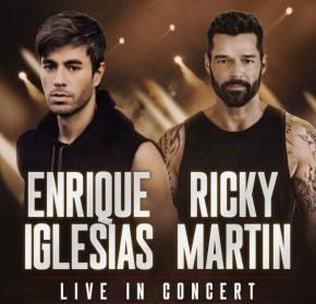Enrique Iglesias & Ricky Marti...